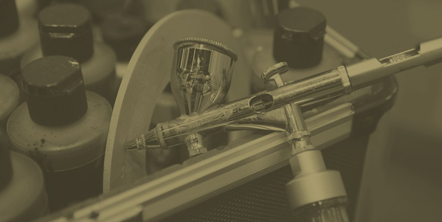 Tuning, airbrush: a selection of articles